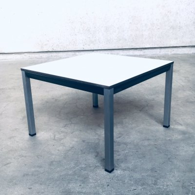 MCM Square Facet Coffee Table by Friso Kramer for Ahrend De Cirkel, 1970s