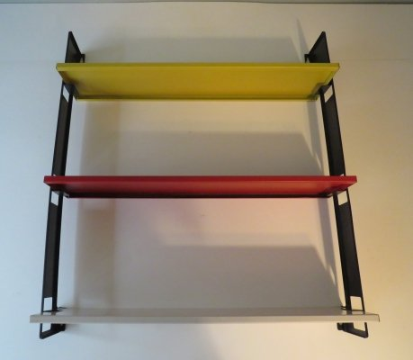 Rare Pocket rack by Adriaan Dekker for Tomado, The Netherlands 1970s