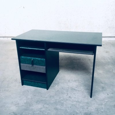 Memphis Style Small Computer Desk by Gautier, France 1985