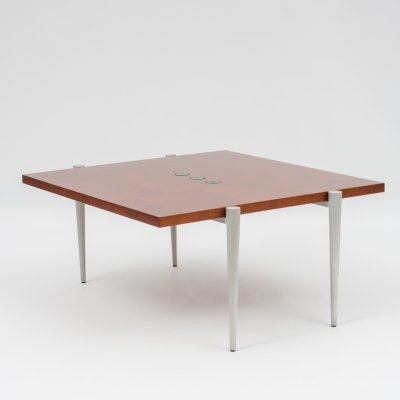 Mid-Century coffee table in cherrywood, 1970s