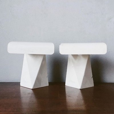 Pair of Lamps by G. Grego, 1969