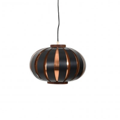 Danish Modern Pendant Light by Svend Aage Holm Sørensen, 1960s