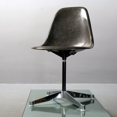 Fiberglass Chair by Charles Eames for Herman Miller, 1970s