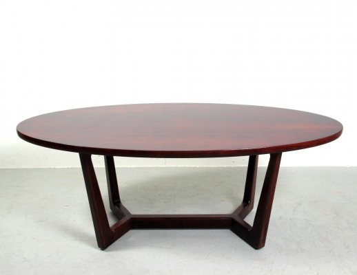 Venesa coffee table by Karel Vyčítal & Miloš Sedláček for Drevotvar, 1960s
