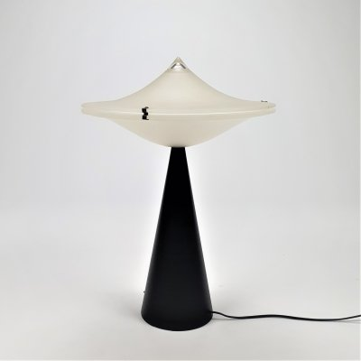 Alien table lamp by Cesare Lacca for Tre Ci Luce, 1970s