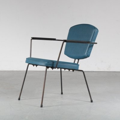 Lounge chair by Rudolf Wolf for Elsrijk, 1950s