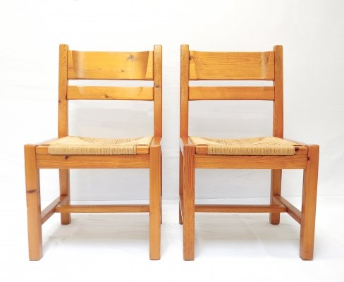 GM Chairs by Tage Poulsen for Gramrode Møbelfabrik, 1974