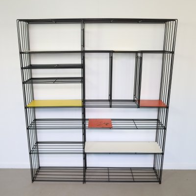 Bookcase / Roomdivider by Tjerk Reijenga for Pilastro