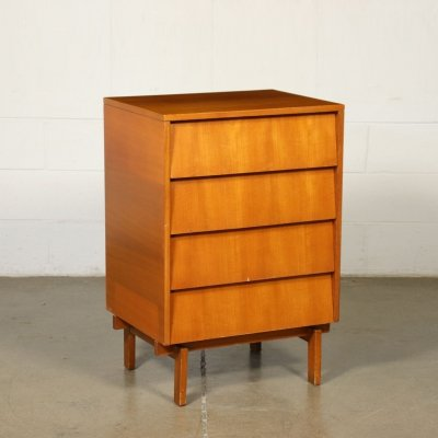 1960s Italian Chest of Drawers by ISA