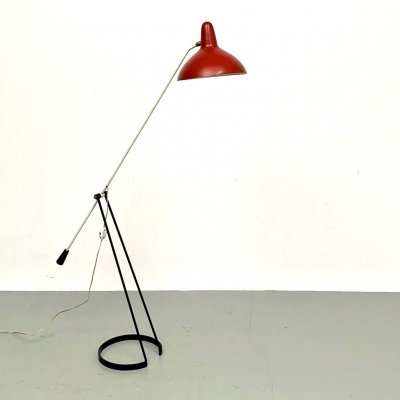 1950's Tivoli floor lamp by Floris Fiedeldij for Artimeta