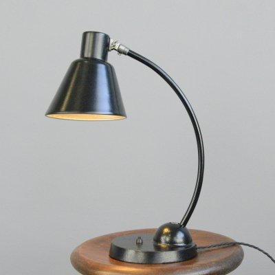 Bauhaus Table Lamp by Schaco, Circa 1930s