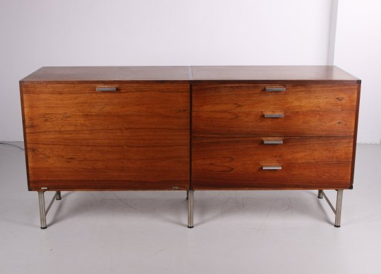 Pastoe Sideboard / Bar by Cees Braakman, 1960s