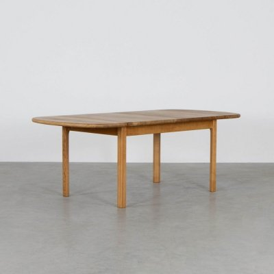GE82/85 dining table by Hans Wegner for Getama, 1980s