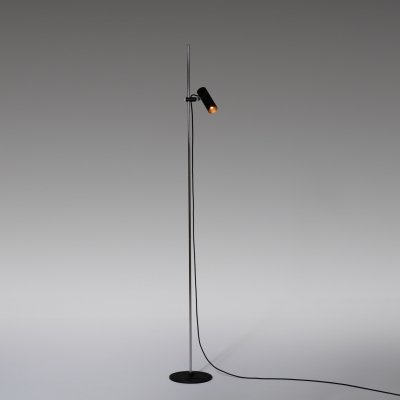 Gino Sarfatti 'Model 1055' adjustable floor lamp for Arteluce, Italy 1950's