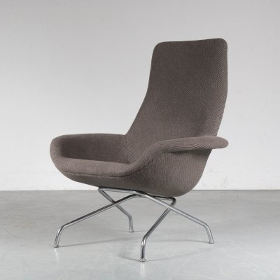 Aulis Leinonen Easy Chair for Asko, Finland 1960