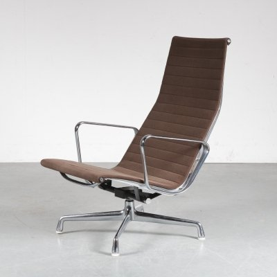 EA124 lounge chair by Charles & Ray Eames for Herman Miller, 1960s