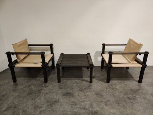 Farmer Chairs by Gerd Lange for Bofinger, 1960s