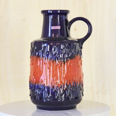 Vintage decorative pitcher by Scheurich, West Germany 1960s