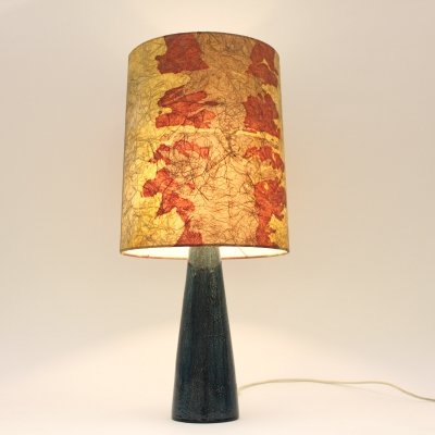 Ceramic Lamp by swiss ceramicst Hugo Kohler, Switzerland 1960s