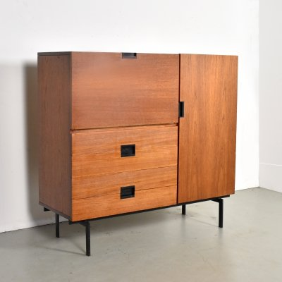 CU06 cabinet by Cees Braakman for Pastoe, 1960s