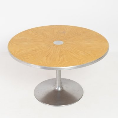 Oak dining table by Steen Østergaard, 1960s