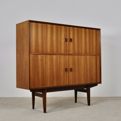 Scandinavian Highboard, 1970s
