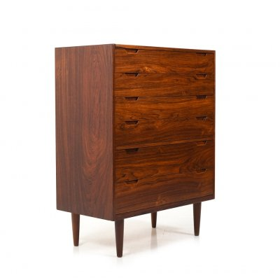 Mid Century Talboy / Chest of Drawers by Svend Langkilde