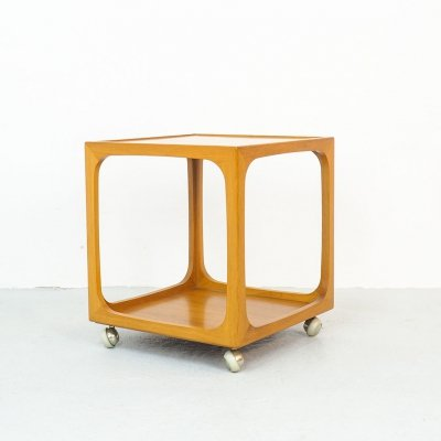 Side table or trolley by Rex Raab for Wilhelm Renz, 1960s