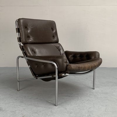 Nagoya SZ09 lounge chair by Martin Visser for Spectrum, Netherlands 1969