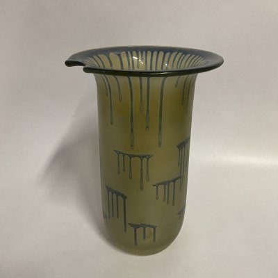 Secession vase by Loetz Witwe