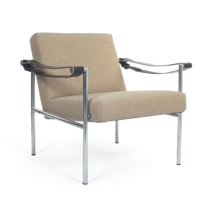Sz38/sz08 lounge chair by Martin Visser & Dick Van Der Net for Spectrum, 1960s