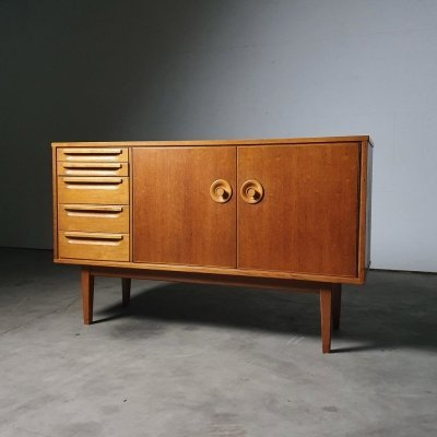 Rare 'Utility' sideboard from 1947 designed by Mart Stam for Goed Wonen