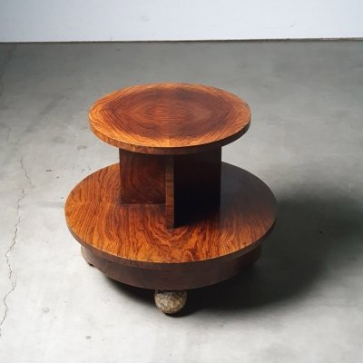 Art Deco side table, 1930s