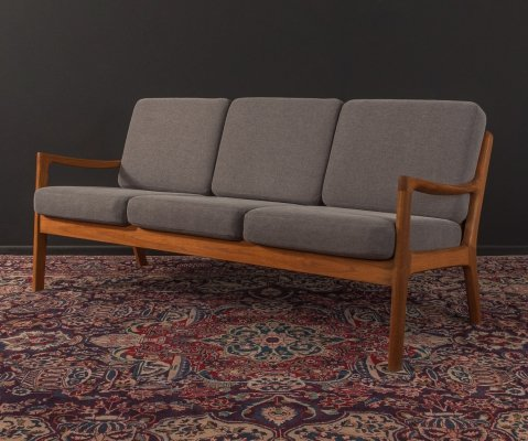 Sofa by Ole Wanscher for P. Jeppesen Møbelfabrik, 1960s
