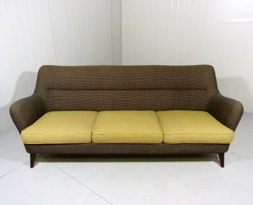 Sofa by Walter Knoll for Knoll Antimott, 1950-60's