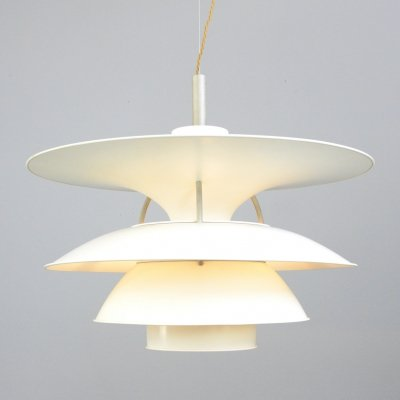 Model PH6 Pendant Light by Louis Poulsen, Circa 1960s