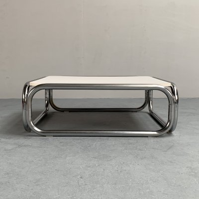 Large Space Age coffee table by Tacke, Germany 1960s