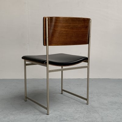 SM08 dining chair by Cees Braakman for Pastoe, Netherlands 1950s