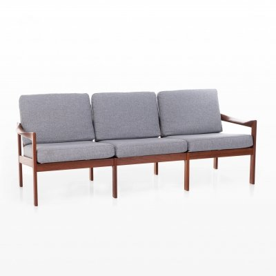 Sofa by Illum Wikkelsø for Niels Eilersen, 1960s