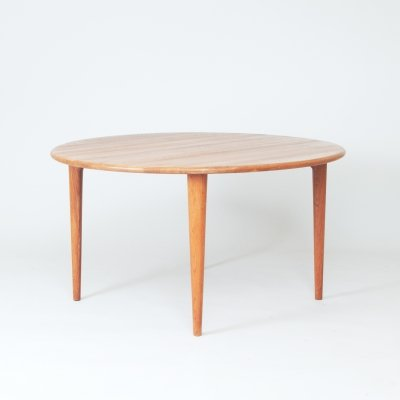 Coffee table made by Mikael Laursen