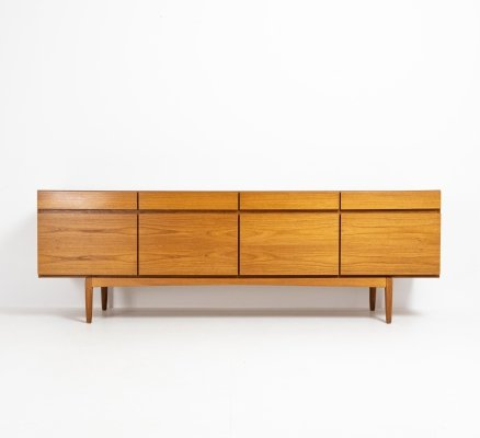Sideboard in teak by Ib Kofod Larsen, 1960s