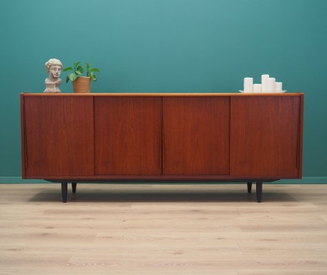 Teak sideboard, Danish design 1970s
