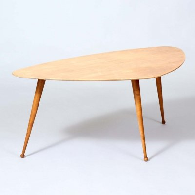 TB39 coffee table by Cees Braakman for Pastoe, 1950s