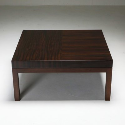 Christian Liaigre Coffee Tables in Mahogany, 1990's