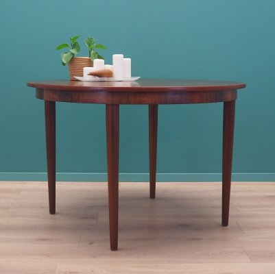 Rosewood table, Denmark 1960s