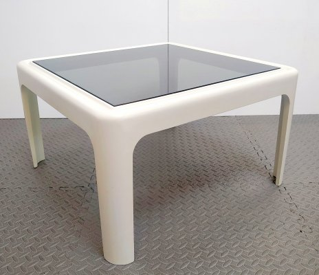Mid-Century Modern Space Age Coffee Table, 1970s