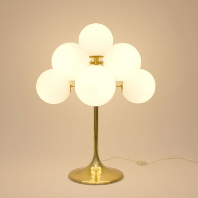 Table lamp by E. R. Nele for Temde, Germany/Switzerland 1970s