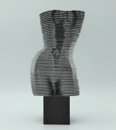 EVA movable sculpture by Otto Monestier, 1972