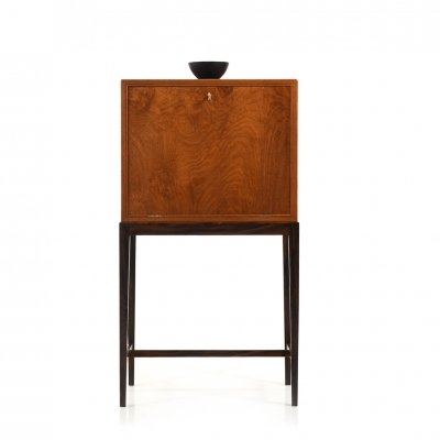 Early Danish Bar Cabinet by Frits Henningsen