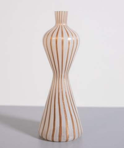 Vase in Murano glass by Paolo Venini